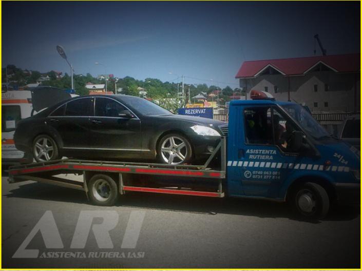 tractare masini auto noi - Asistenta Rutiera Iasi