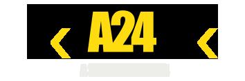 Logo partener A24